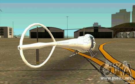 Dragonfly - Land Version para la visión correcta GTA San Andreas