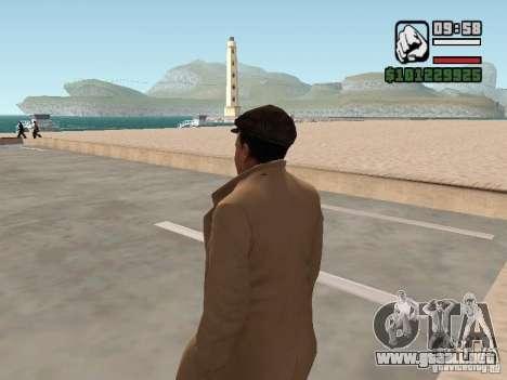 Joe Barbaro v1.0 para GTA San Andreas segunda pantalla
