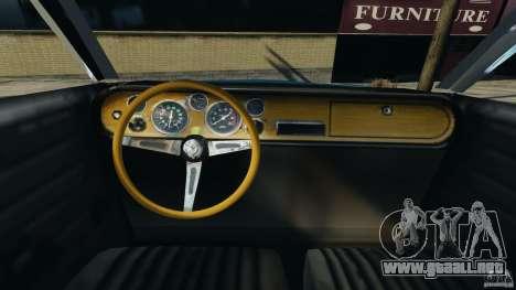 Renault Torino 380 W para GTA 4 vista hacia atrás