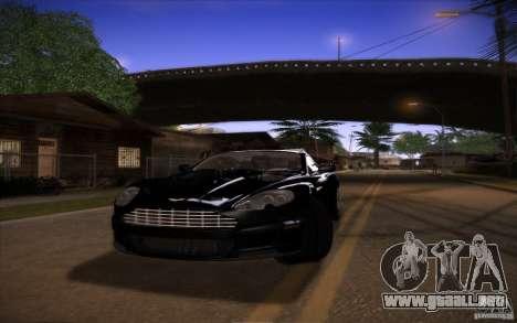 Mi configuración ENB v2 para GTA San Andreas tercera pantalla