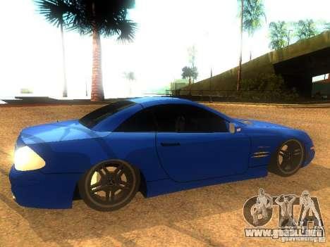 Mercedes-Benz SL65 AMG para la visión correcta GTA San Andreas