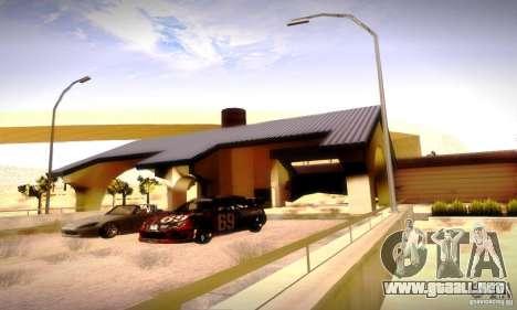 Drag Track Final para GTA San Andreas tercera pantalla