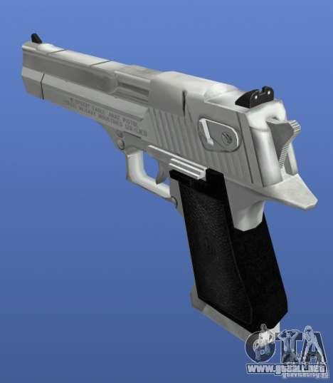 Weapons Retex para GTA 4 tercera pantalla