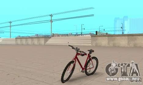 Chongs Mountain Bike para GTA San Andreas