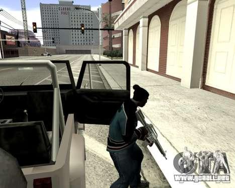 Cubierta del sistema para GTA San Andreas undécima de pantalla