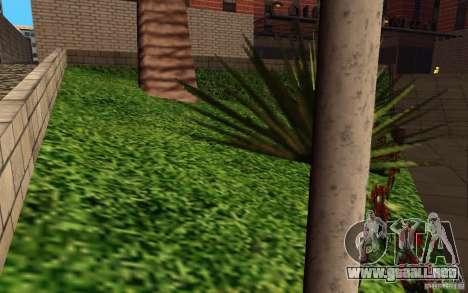 Nuevas texturas para el hospital en Los Santos para GTA San Andreas sucesivamente de pantalla