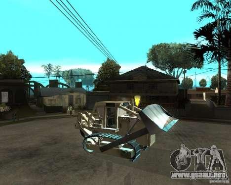 Komatsu D355A para la visión correcta GTA San Andreas