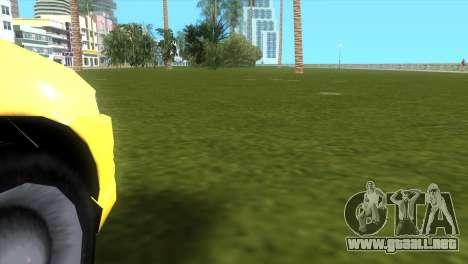 Seat Leon Cupra R para GTA Vice City vista lateral izquierdo