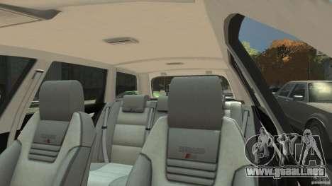 Audi S4 Avant para GTA 4 left