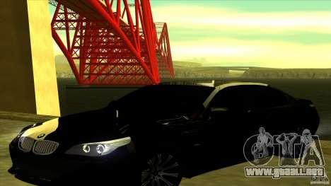 ENBSeries 0.75c para GTA San Andreas tercera pantalla