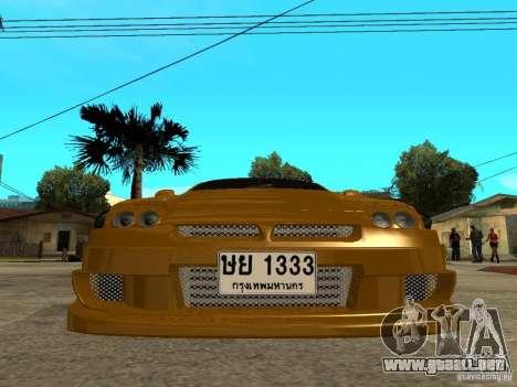 Mitsubishi 3000GT para la visión correcta GTA San Andreas