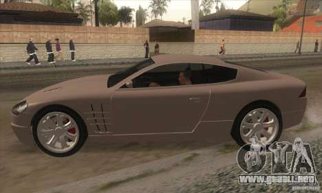 GTA IV F620 para GTA San Andreas left