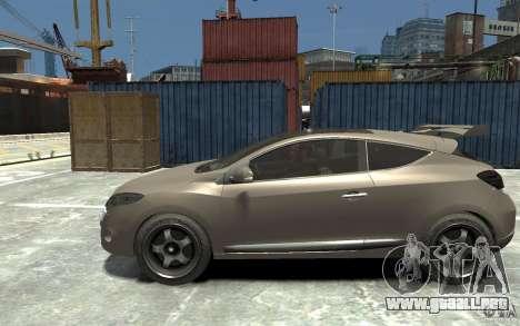 Renault Megane Coupe para GTA 4 left