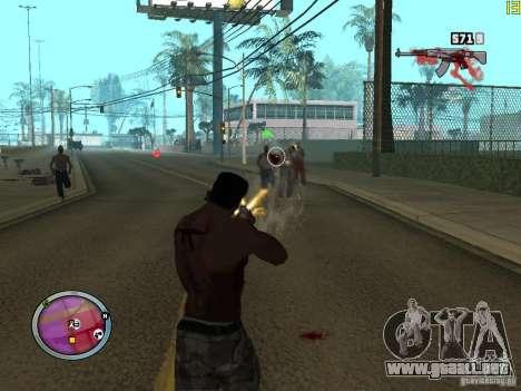 Nueva zona GANGSTER para GTA San Andreas