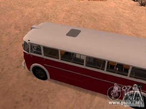 Ikarus 60 para la visión correcta GTA San Andreas