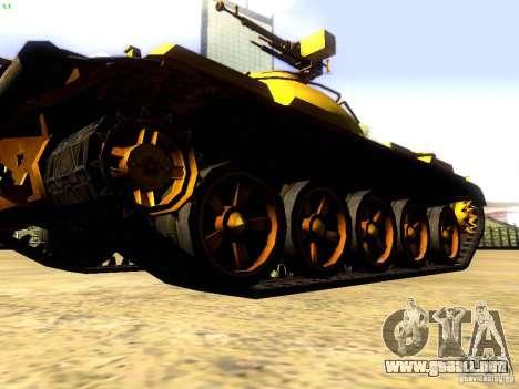 Type 59 v1 para la visión correcta GTA San Andreas