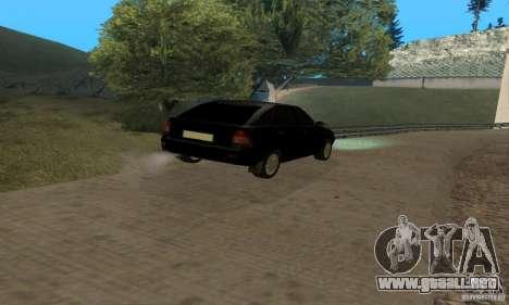 Camioneta LADA priora para visión interna GTA San Andreas