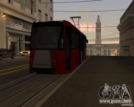 LM-2008 para vista inferior GTA San Andreas