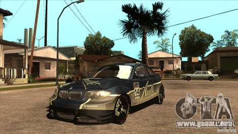 BMW 135i Coupe GP Edition Skin 3 para GTA San Andreas