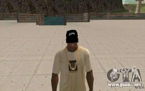 Tapa del CMI para GTA San Andreas segunda pantalla