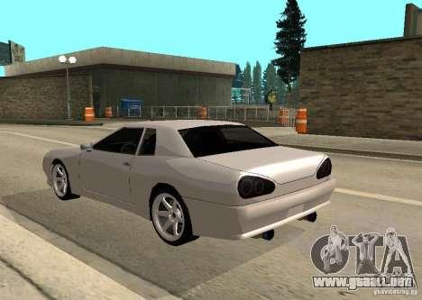 Elegy MIX v2 para GTA San Andreas left
