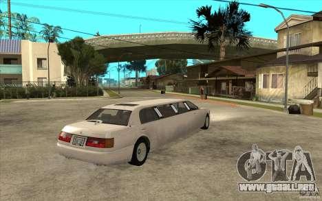 Stretch - GTA IV para la visión correcta GTA San Andreas