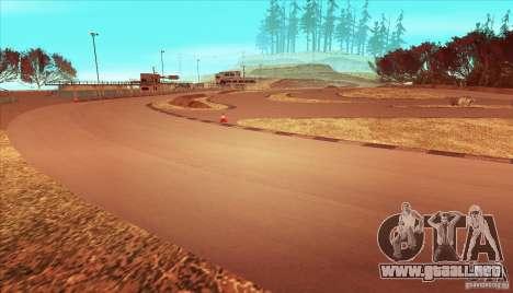 The Ebisu South Circuit para GTA San Andreas séptima pantalla