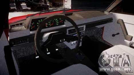 AZLK Moskvich 2141 STR-v 2.1 para GTA 4 visión correcta