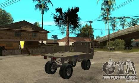 Fast Five Sand King para la visión correcta GTA San Andreas