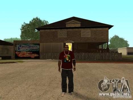 Mike Windows para GTA San Andreas sexta pantalla