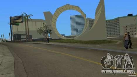 Sunshine Stunt Set para GTA Vice City sucesivamente de pantalla