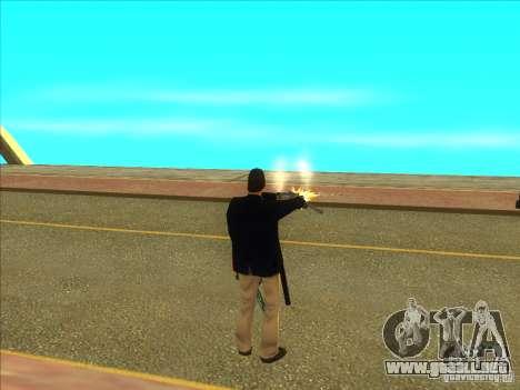 Sony trucha para GTA San Andreas segunda pantalla