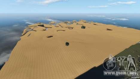 Desierto de Gobi para GTA 4
