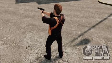 Ryan Reynolds (Nick Walker) para GTA 4 quinta pantalla