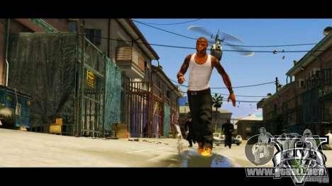 GTA 5 LoadScreens para GTA San Andreas twelth pantalla