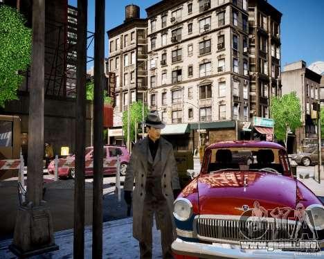 Vito Scaletta para GTA 4 quinta pantalla