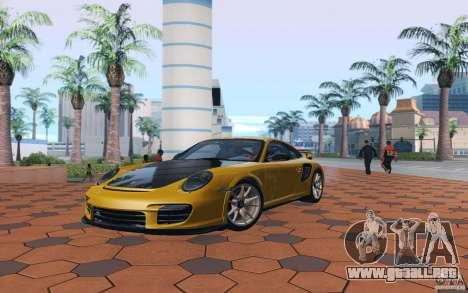 Advanced Graphic Mod 1.0 para GTA San Andreas segunda pantalla