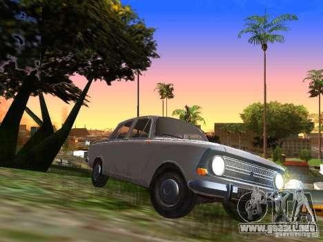 AZLK-412 para GTA San Andreas