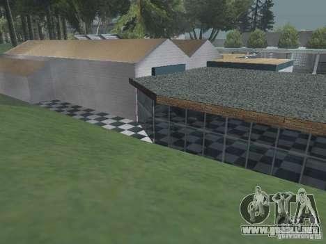 New Doherty para GTA San Andreas quinta pantalla