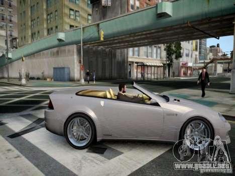 Feltzer BR-12 para GTA 4 visión correcta