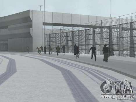 Aumentar el tráfico para GTA San Andreas segunda pantalla