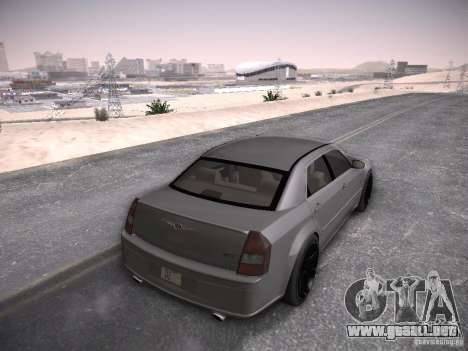 Chrysler 300C SRT8 para GTA San Andreas left