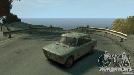 VAZ 2103-Rusty v1.0 para GTA 4