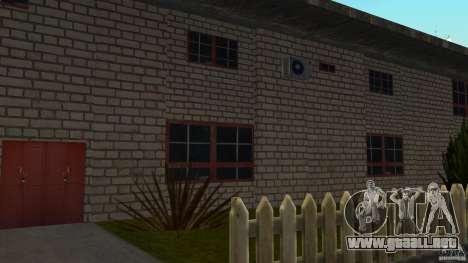 Apartamento de dos habitaciones para GTA San Andreas tercera pantalla