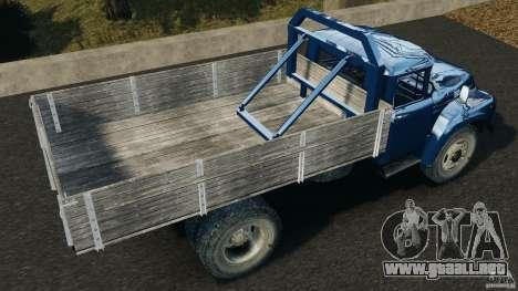 ZIL-431410 1986 v1.0 para GTA 4 vista desde abajo