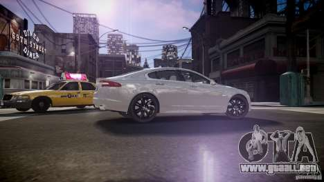 Mega Graphics para GTA 4 segundos de pantalla