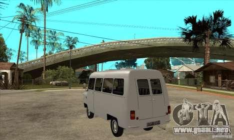 FSD Nysa 522 para la visión correcta GTA San Andreas