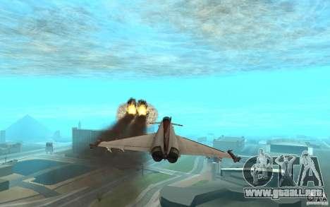 EF-2000 Typhoon V1.3 para GTA San Andreas