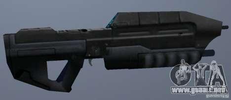 MA5B-Sturmgewehr beta v.1.0 para GTA Vice City sucesivamente de pantalla