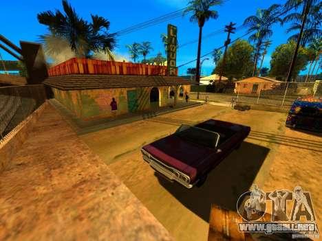 Mod Beber Cerveja V2 para GTA San Andreas séptima pantalla